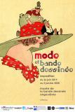 """Exposition """"Mode et bande dessinée"""""""