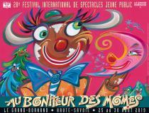 28ème Festival Au bonheur des mômes