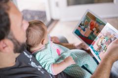 """Journée d'étude en ligne """"Ouvrons les livres aux bébés !"""""""