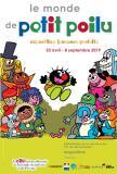 """Exposition """"Le monde de Petit Poilu"""""""