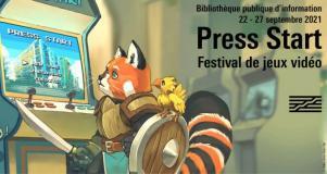 Press Start 2021 : Les bestiaires du jeu vidéo