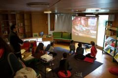 Créer un atelier numérique avec une tablette : la réalité augmentée