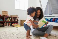 """Journée départementale de la lecture publique """"Lire, c'est bon pour les bébés"""""""