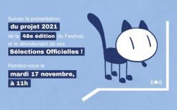 48e Festival d'Angoulême : présentation du projet 2021 et des Sélections Officielles
