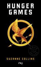 Couverture de Hunger Games de Suzanne Collins