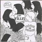 Couverture de Les filles, Agnès Rosenstiehl, Editions des Femmes, 1976.