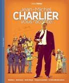 Couverture de du livre de Gilles Ratier : Jean-Michel Charlier vous raconte