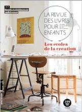 couverture n° 299 RLPE écoles de la création