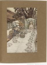 Couverture : Les Aventures d'Alice aux pays des merveilles : Carroll Lewis