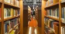 Salle de lecture © Emmanuel Nguyen Ngoc / BnF