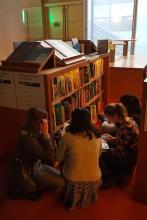 Les lycéens allophones du Lycée Henri Bergson en Salle I
