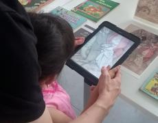 Application Gallicadabra sur tablette