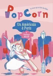 Couverture : Popcorn n° 20 - Un Américain à Paris